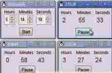 Timer-Countdown: cronómetro y temporizador para Chrome