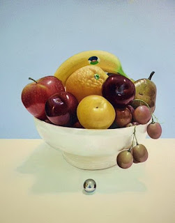 Canicas Frutas Dulces Bodegones Hiperrealismo