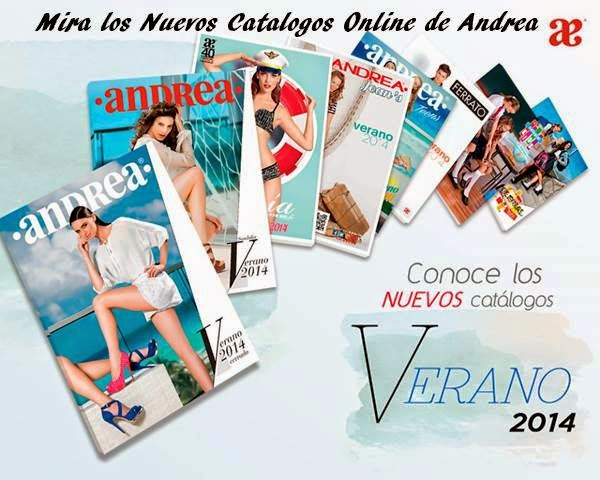 andrea catalogo verano 2014