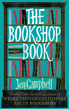 The Bookshop Book by Jen Campbell book cover