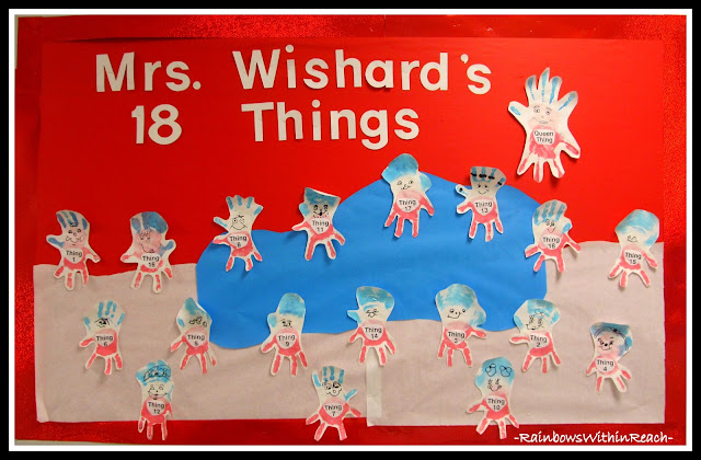 photo of: Dr. Seuss Themed Bulletin Board via RainbowsWithinReach RoundUP
