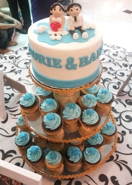 HALLO CUPCAKES PRICELIST - Harga Dummy Wedding Cake