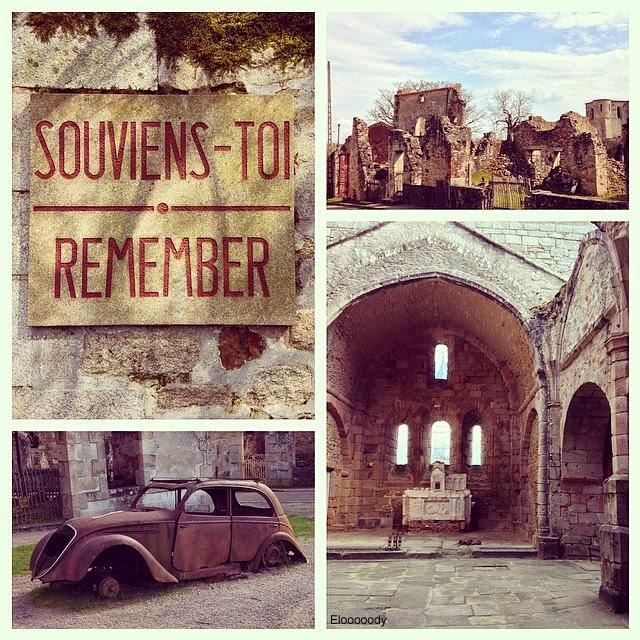 Il y a 70 ans à Oradour-sur-Glane