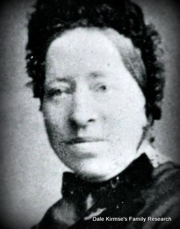Christina Maria (Thönsen) Martensen