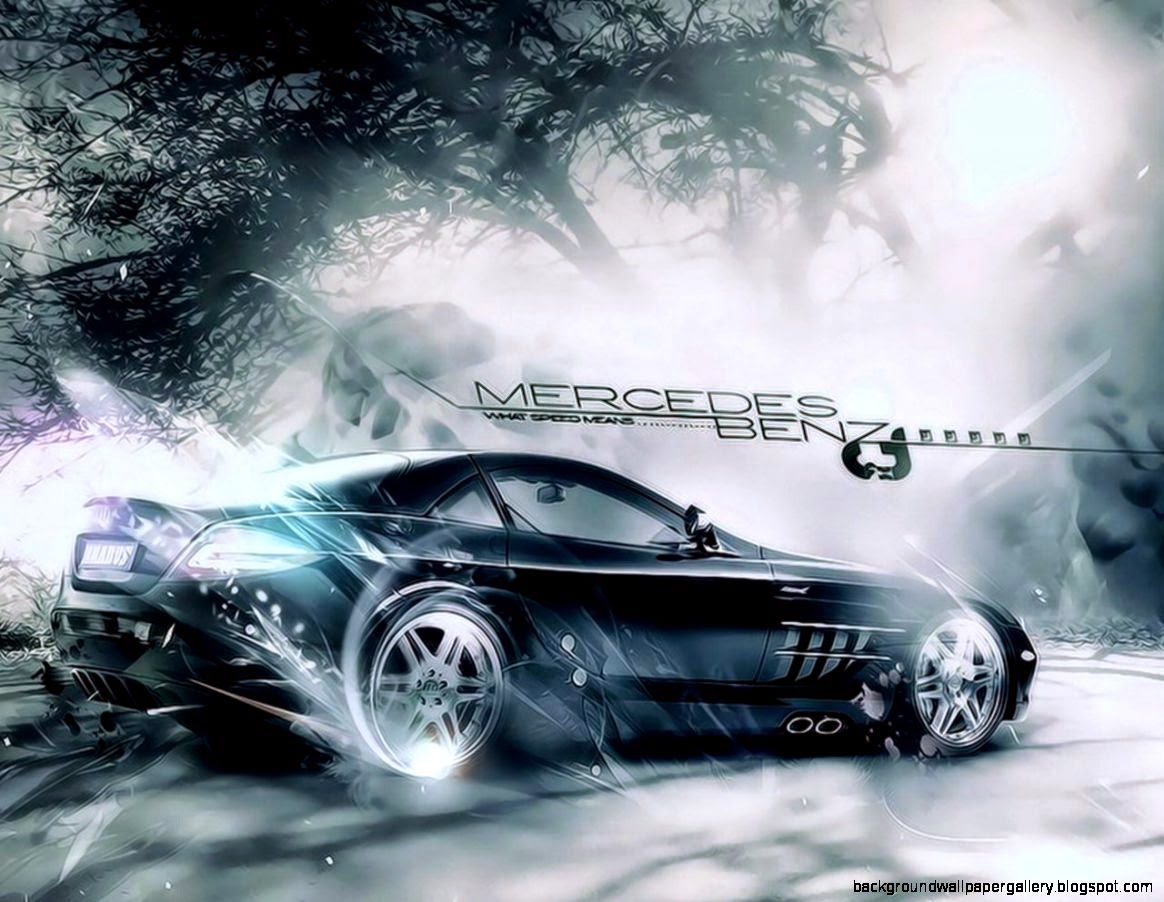 mercedes benz abstract wallpapers cars | background wallpaper gallery