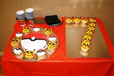 Pokemon Birthday Party Supplies