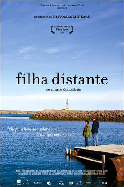 "Poster do filme ""Filha Distante"""
