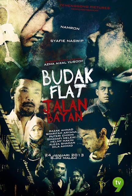 Budak Flat Jalan Bayan (2013) SDTVRip 450Mb Mkv