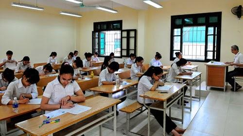 Đáp án kì thi tốt nghiệp THPT môn sinh 2014