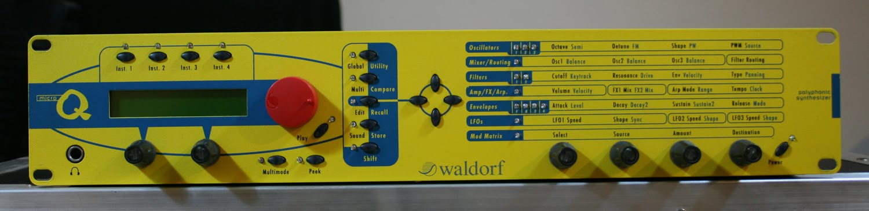 Waldorf Micro Q Manual PDF Download