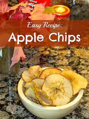 Easy Apple Chip Recipe