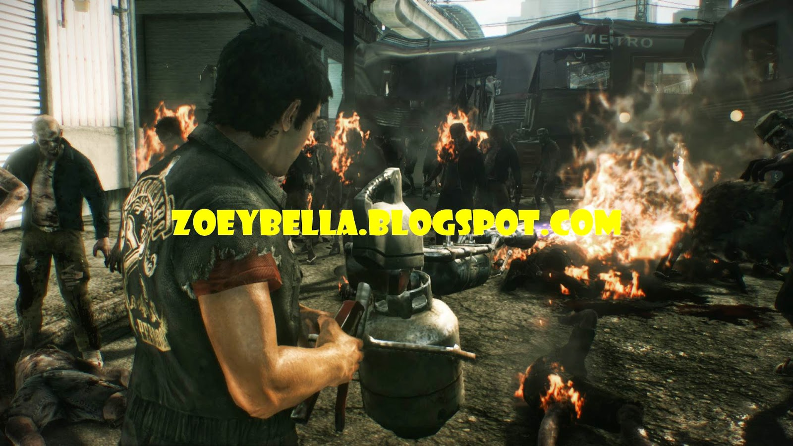 Download Game Dead Rising 3 Full Version