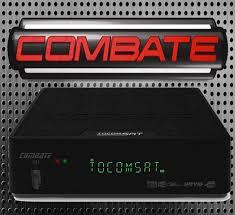 Como atualizar o receptor Tocomsat Combate HD v02.006