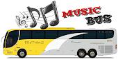"""Music Bus: """"Agora você nem vê o tempo passar"""""""