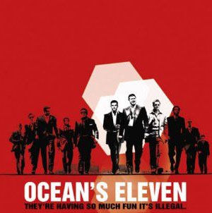 Oceans's Eleven. Hagan Juego (2001) - (Steven Soderbergh)