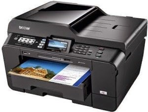 Brother MFC-J5910DW Printer Driver Download