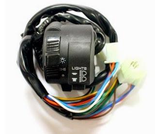 Berikut Tips Dan Cara Pasang Saklar Lampu di Motor AHO