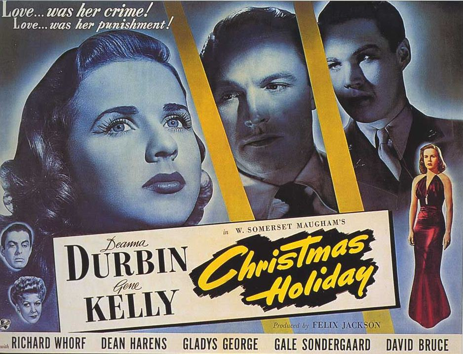 Christmas Holiday (1944) | Film Noir of the Week