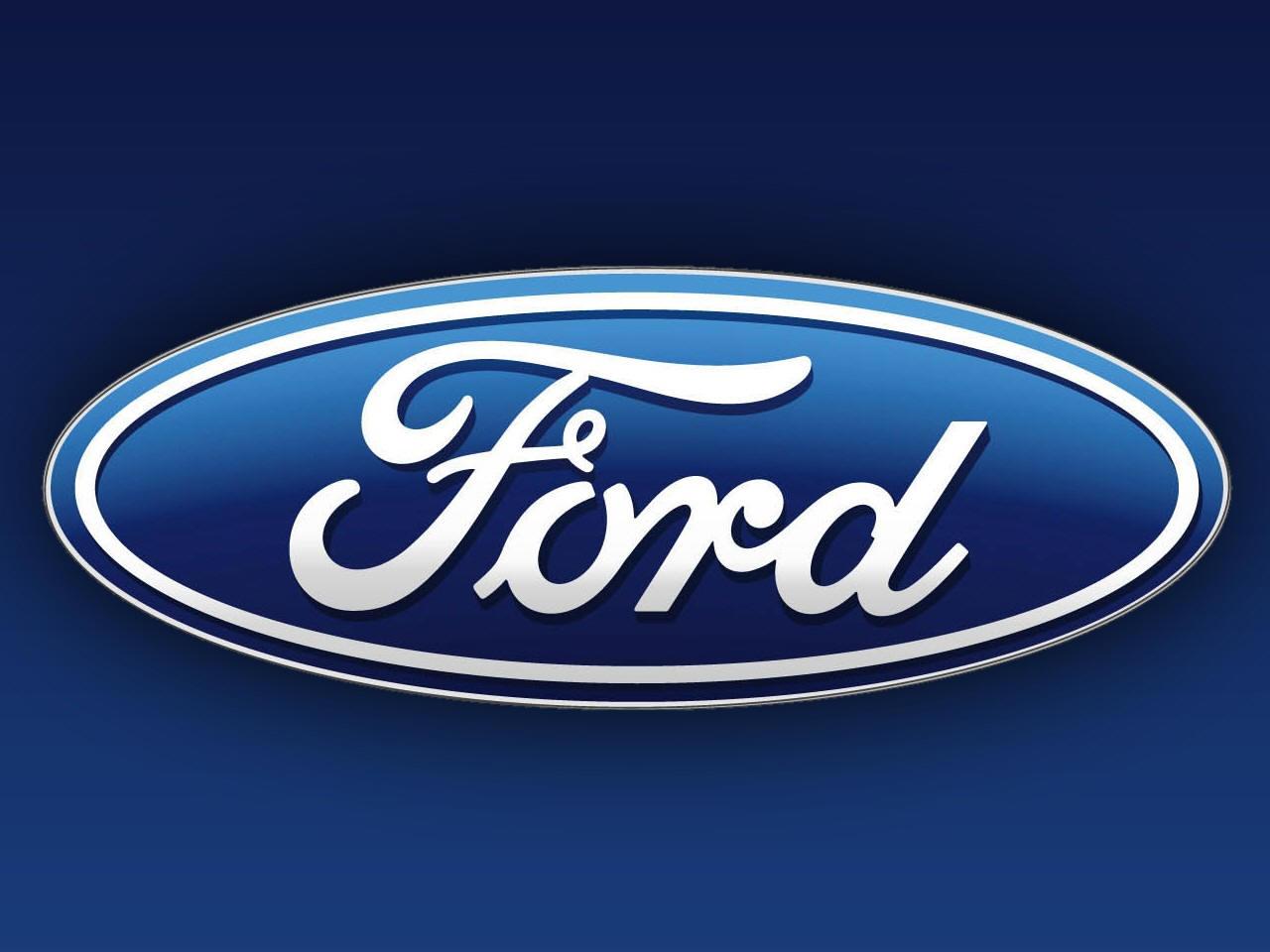 Ford Logo Auto Cars Concept