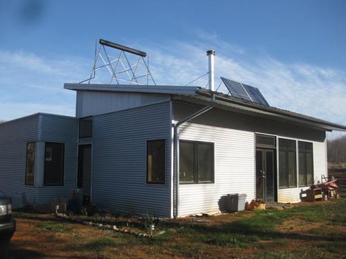 Prefab homes seasons swirl sustainable cities hunting for Passive solar prefab homes