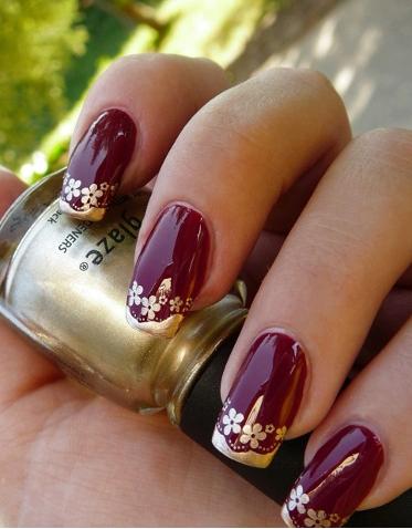 ... Por Rita Condor: 2 Nuevos modelos bellísimos de uñas decoradas