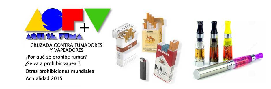 Aqui se fuma