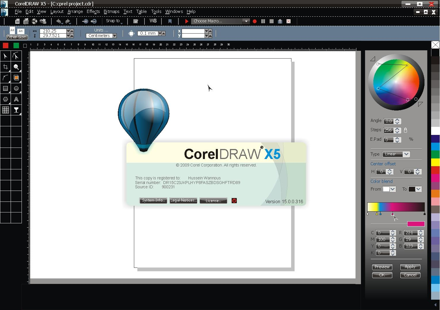 Download Software CorelDraw X5 Full Version Terbaru | Free Download