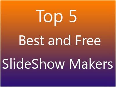 free-slideshow-softwares