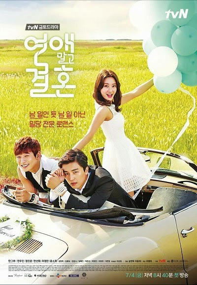 Marriage Not Dating (Tập 8/16)