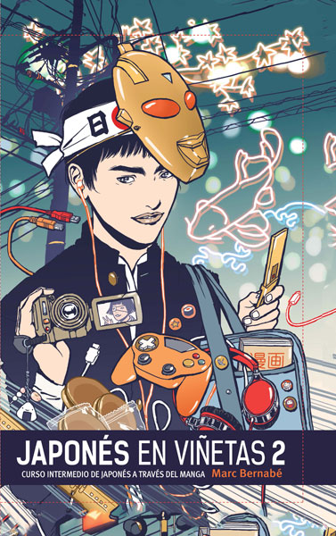 Japonés en Viñetas 2 - Integral