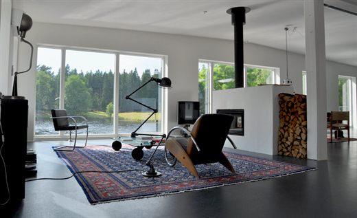 L'usine de meubles