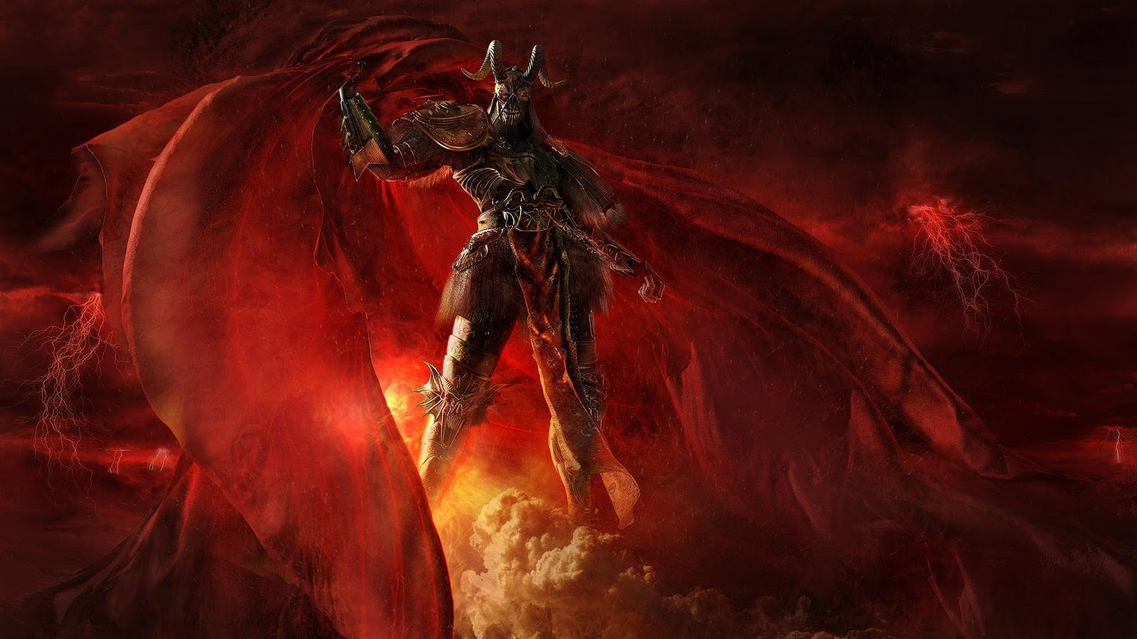 Bonewallpaper best desktop hd wallpapers devil desktop wallpapers - Free evil angel pictures ...