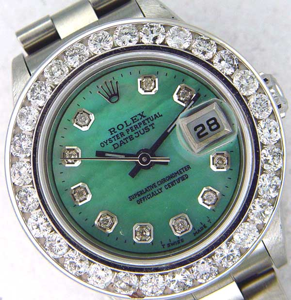 Rolex Watches Diamond
