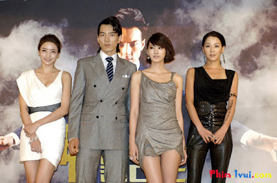 Phim Sát Thủ Hào Hoa - A Man Called God [Vietsub] Online