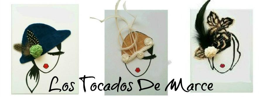 LOS TOCADOS DE MARCE        TOCADOS Y RAMOS DE NOVIA