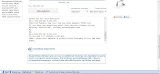 hasil konversi dokumen atau image hasil scan