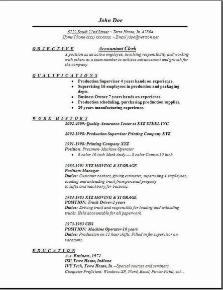 Accountant Sample Resume6