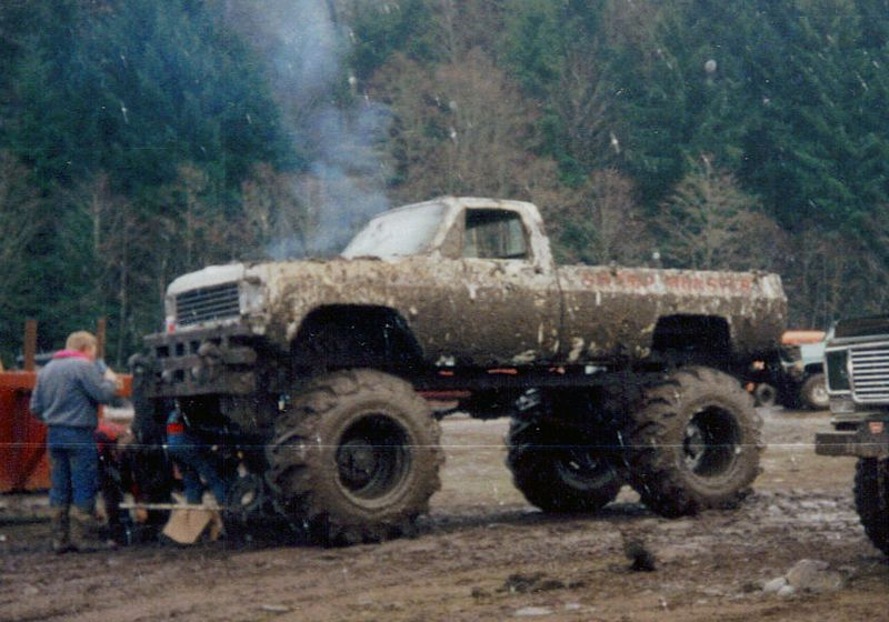 chevy mud trucks for sale lifted trucks are fun to look at lifted ...