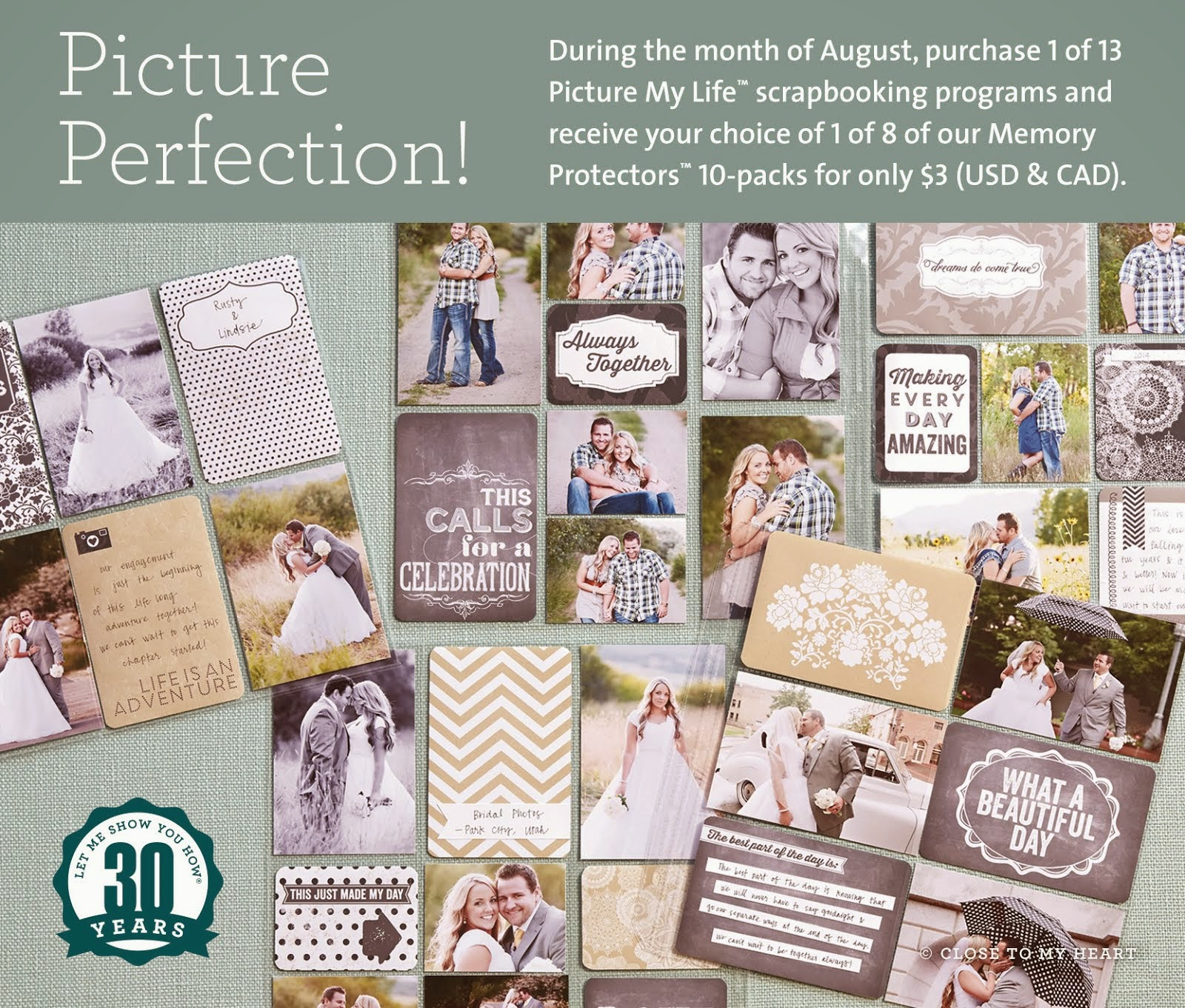 Picture Perfect August Special