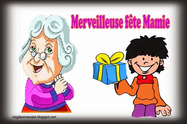 Texte D Anniversaire Pour Mamie