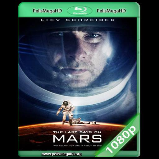 THE LAST DAYS ON MARS (2013) WEB-DL 1080P HD MKV INGLÉS SUBTITULADO