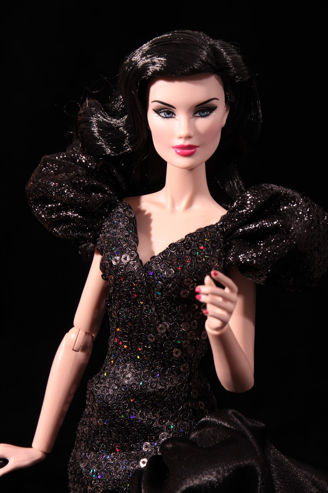 Collecting Fashion Dolls By Terri Gold Quot Shimmering