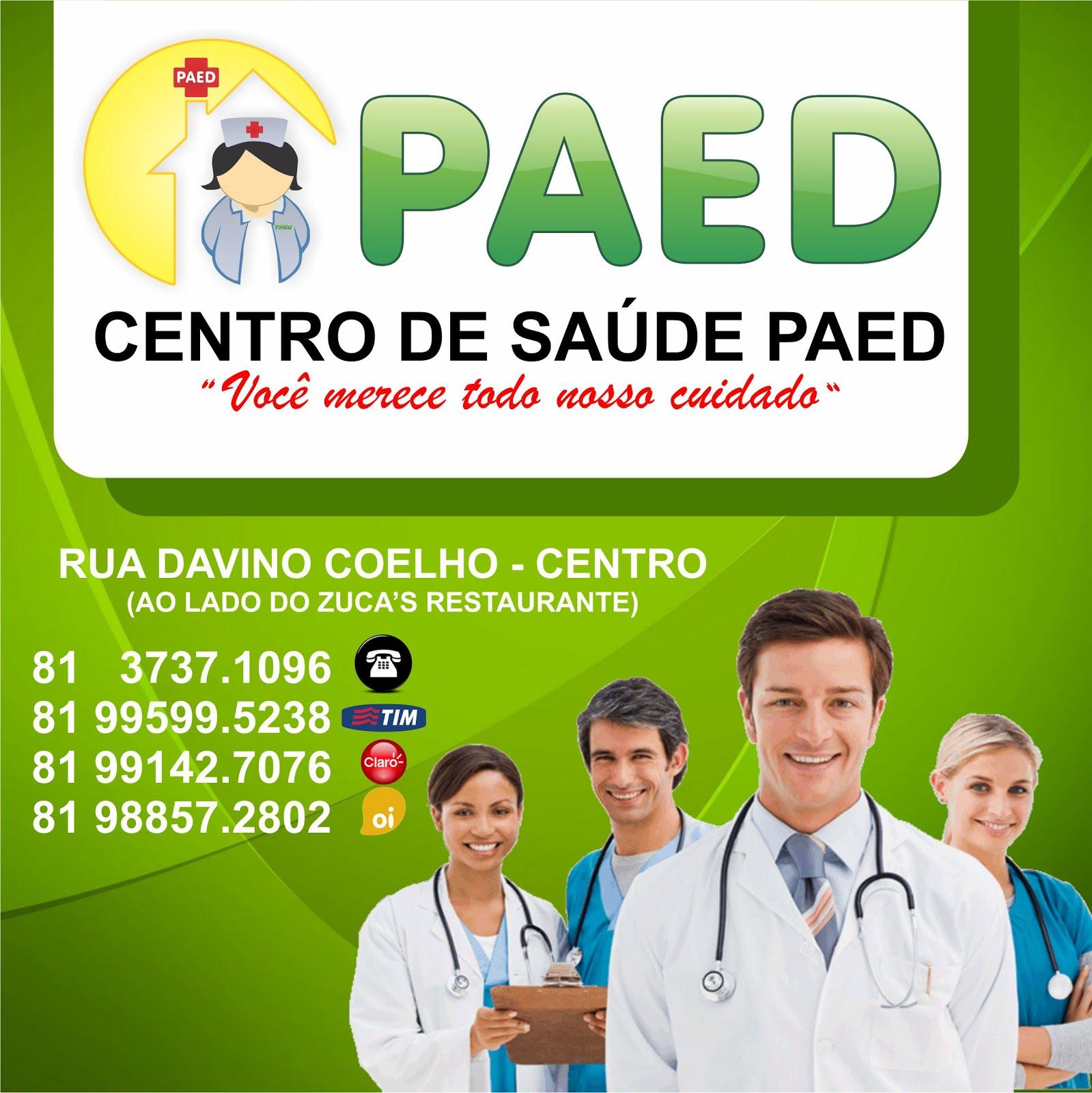 Centro de Saúde PAED