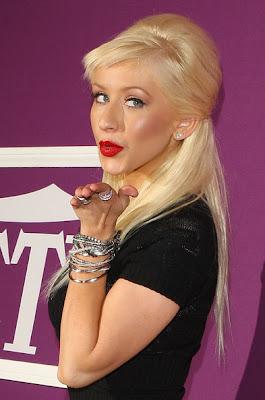 Christina Aguilera Bangle Bracelet