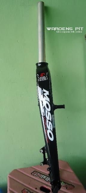 Jual Fork mosso hitam sepeda mtb murah Mtb  2