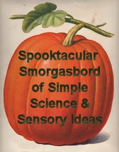 Halloween Simple Science and Sensory for Hands-on Learning