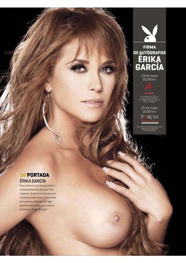 Odalys Garcia Desnuda Playboy