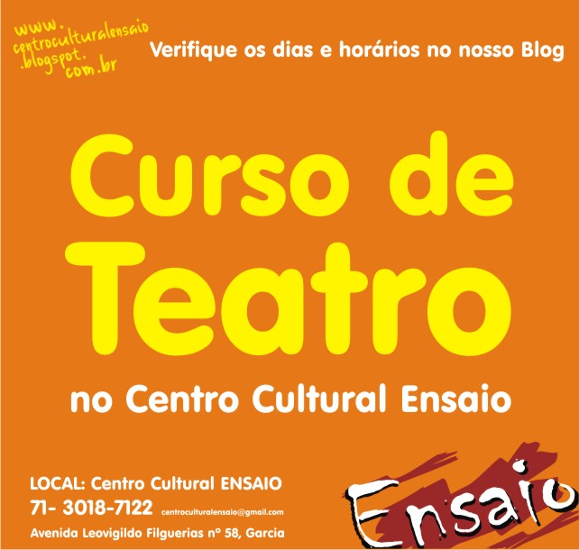 Curso de Teatro