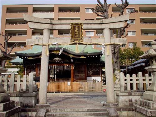玄武神社(げんぶじんじゃ)