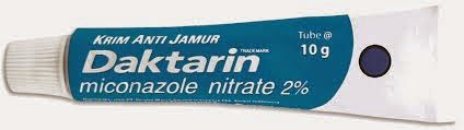 DOSIS OBAT DAKTARIN (Miconazole Nitrate)